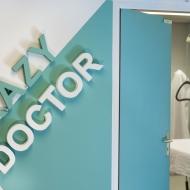 Crazy Doctor Escape Room