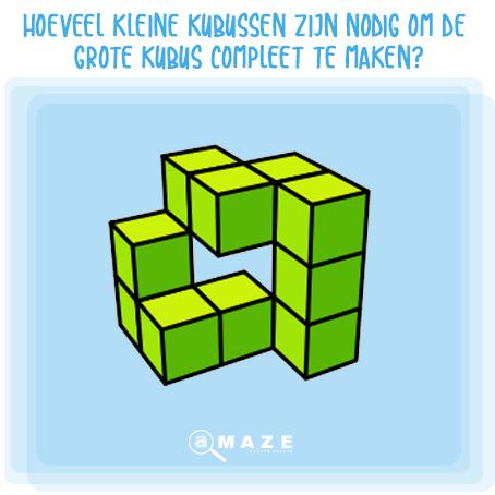 mideweek mindgame kubus