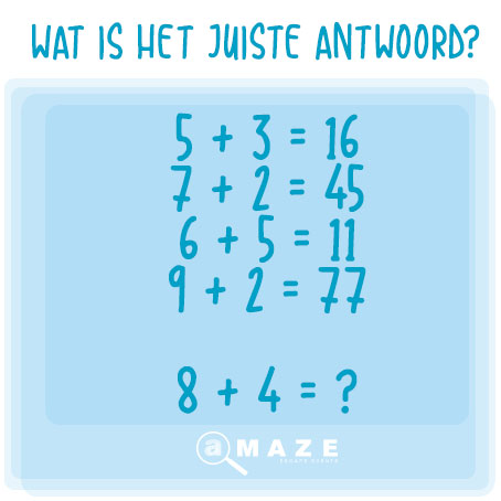 midweek mindgame week 4 math riddle