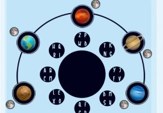midweek mindgame solar system