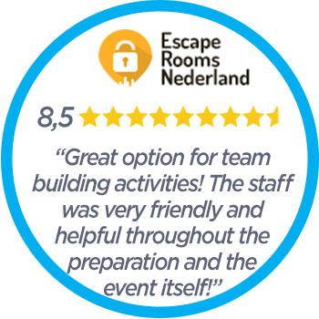 Escape Room Nederland Reviews