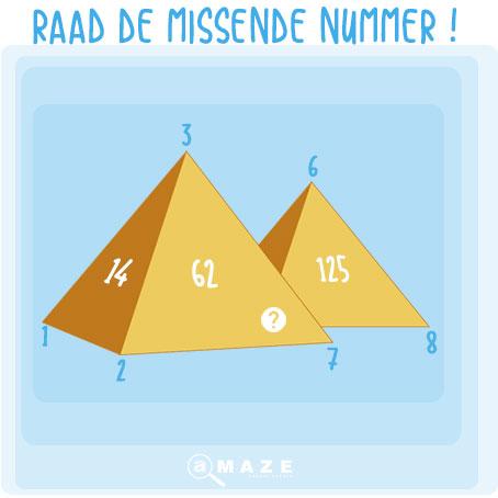 midweek mindgame pyramid