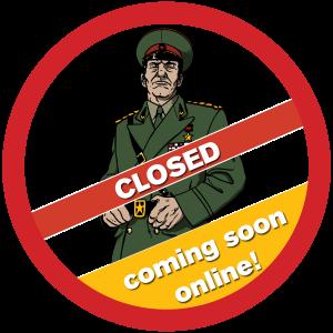 KGB closed logo